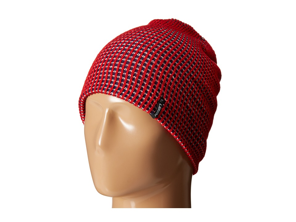 Lib Tech - Hypno Beanie (Red) Beanies