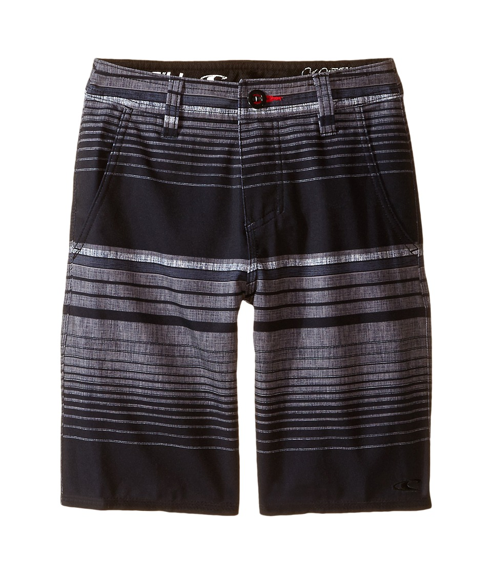 O'Neill Kids - Port (Big Kids) (Black) Boy's Shorts