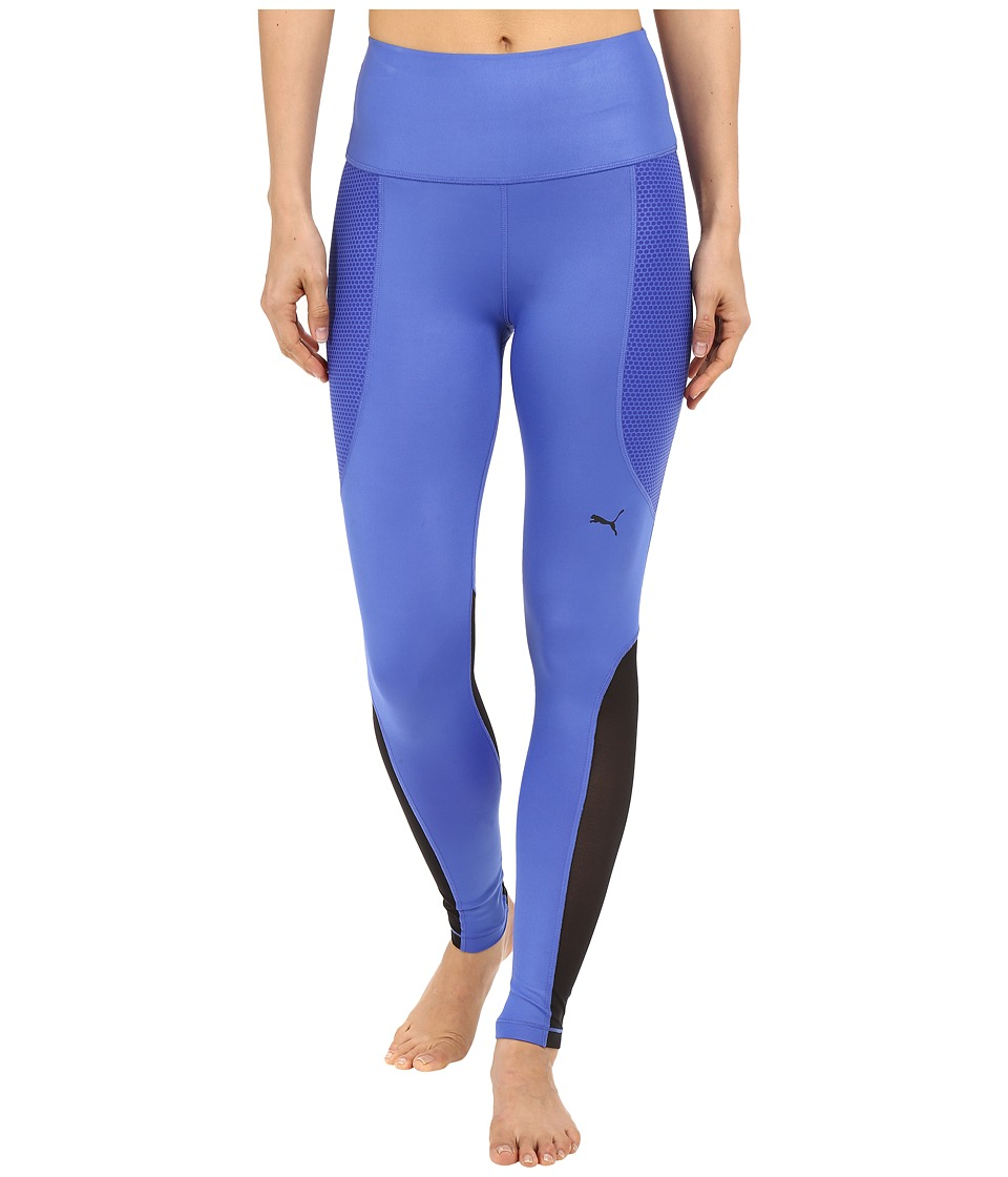 PUMA - Pwrshape Tights (Dazzling Blue) Women's Workout