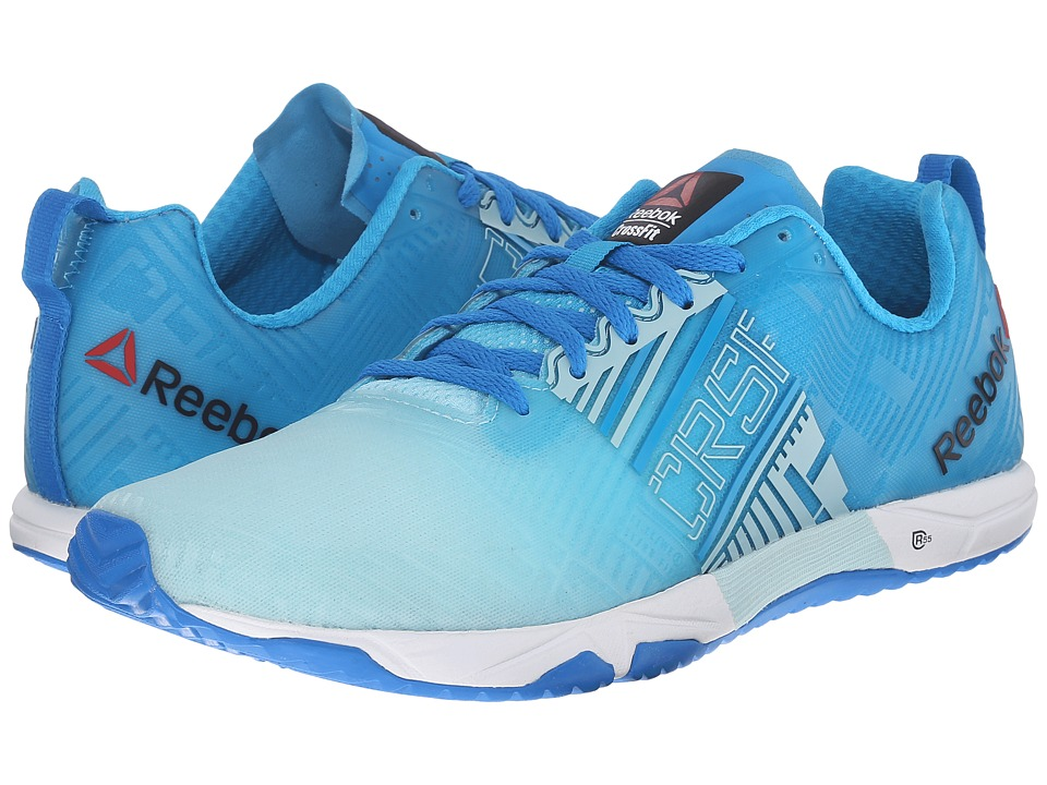 Reebok - Crossfit Sprint 2.0 SBL (Cool Breeze/Far Out Blue) Women's Cross Training Shoes