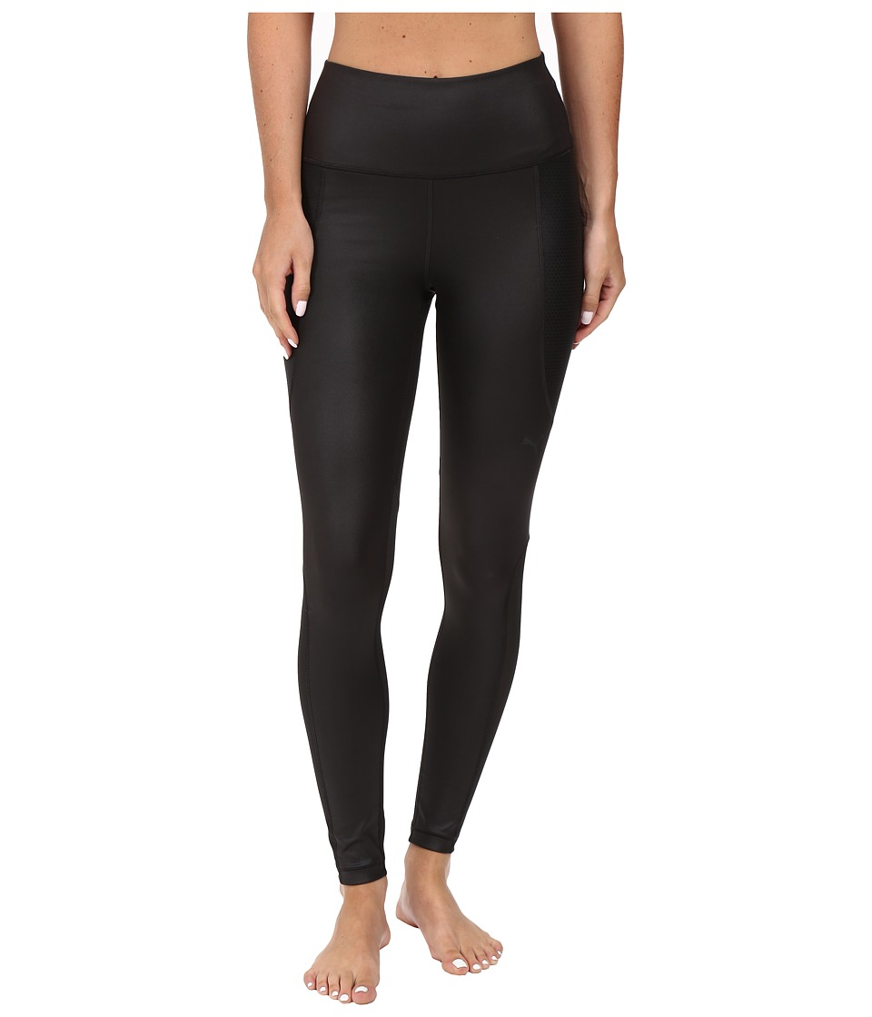 PUMA - Pwrshape Tights (Black) Women's Workout