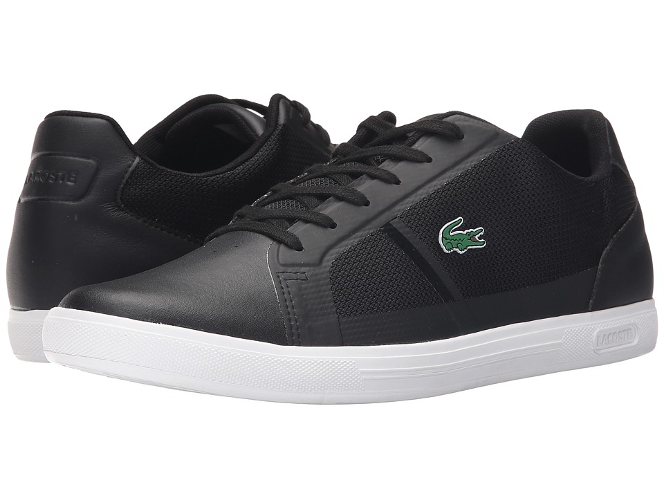 Lacoste - Strideur 116 1 (Black) Men's Shoes