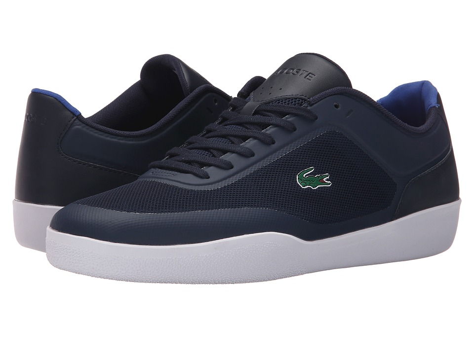 Lacoste - Tramline 116 1 (Navy) Men