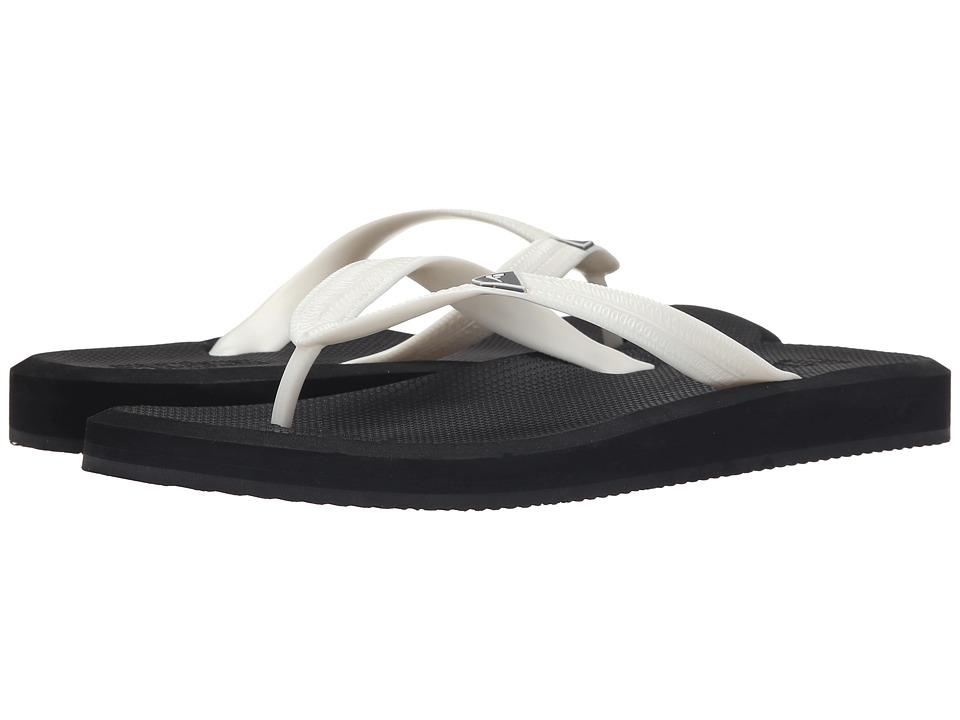 Flojos - Force (Black/White) Men's Shoes