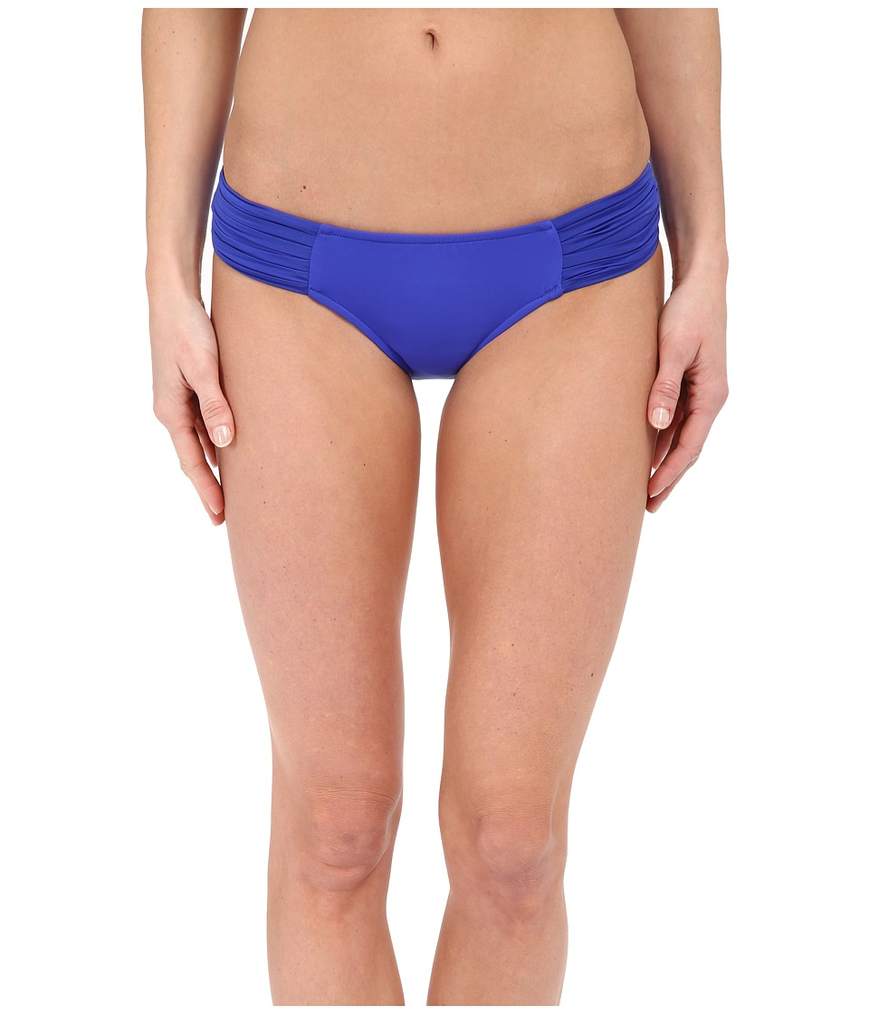 Seafolly - Pleated Hipster Bottoms (Blue Ray) Women's Swimwear