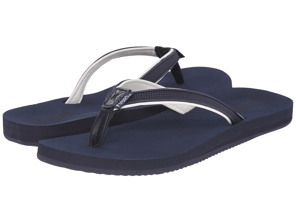 Flojos - Maya (Navy/White) Women's Sandals