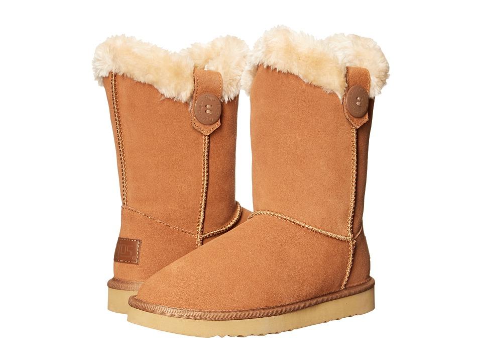 Flojos - Storm (Chestnut) Women's Sandals