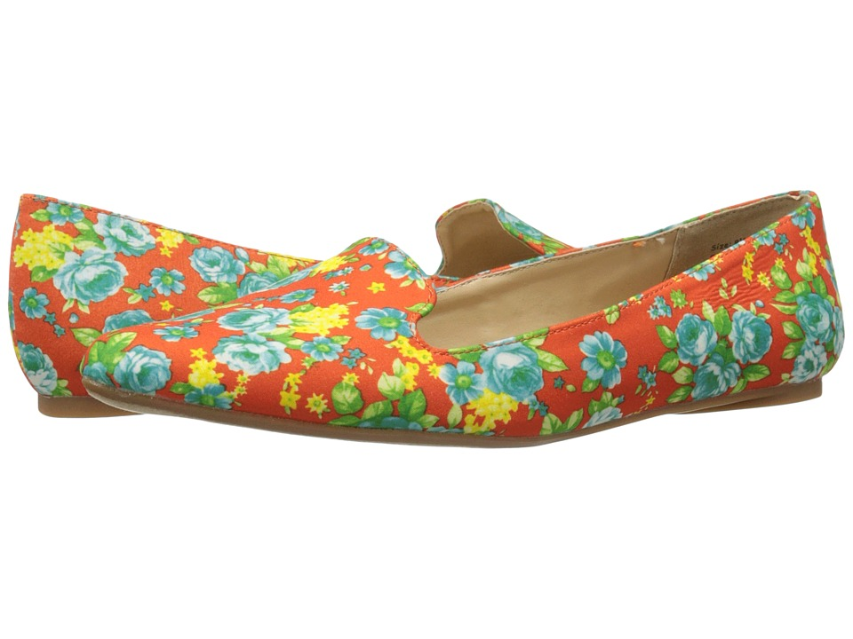 Penny Loves Kenny - Niche (Orange) Women's Slip on Shoes