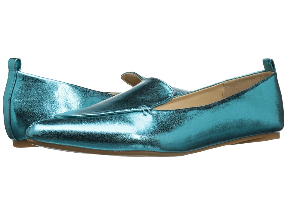 Penny Loves Kenny - Nice (Blue) Women's Slip on Shoes