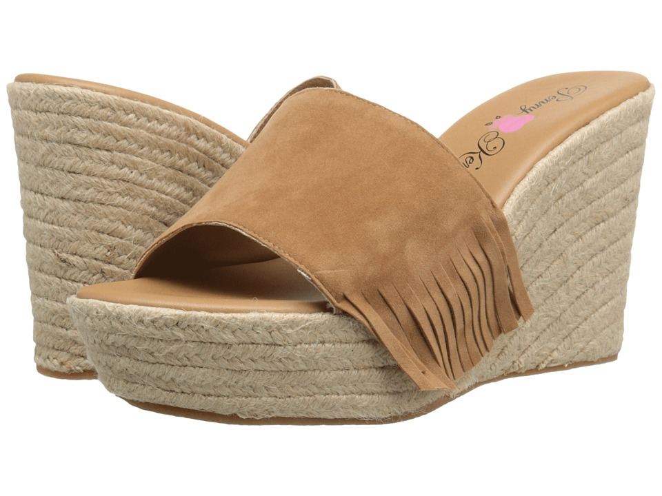 Penny Loves Kenny - Nest (Natural) Women's Wedge Shoes