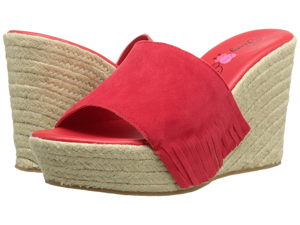 Penny Loves Kenny - Nest (Rose) Women's Wedge Shoes