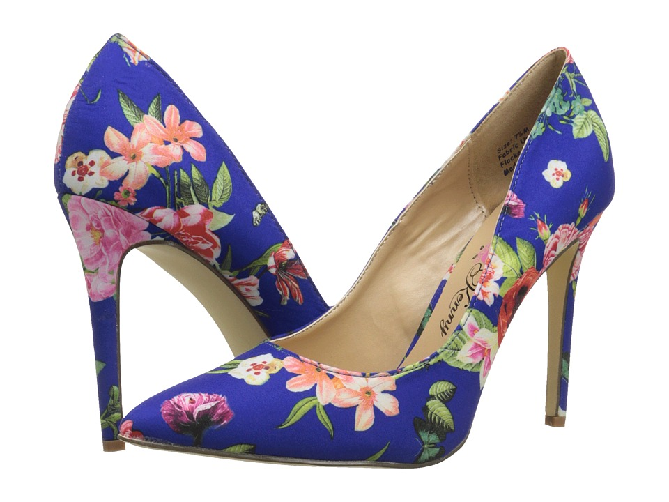 Penny Loves Kenny - Opus Flower (Blue) High Heels