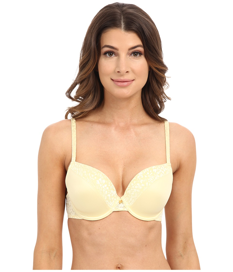 Le Mystere - Safari Plunge T-Shirt Bra 9978 (Buttercream) Women's Bra
