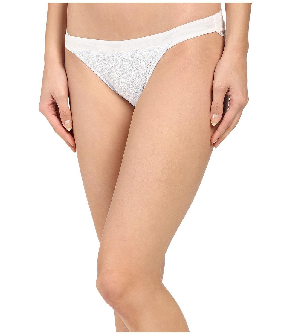 Le Mystere - Sophia Lace String Bikini 735 (Crystal Blue) Women's Underwear