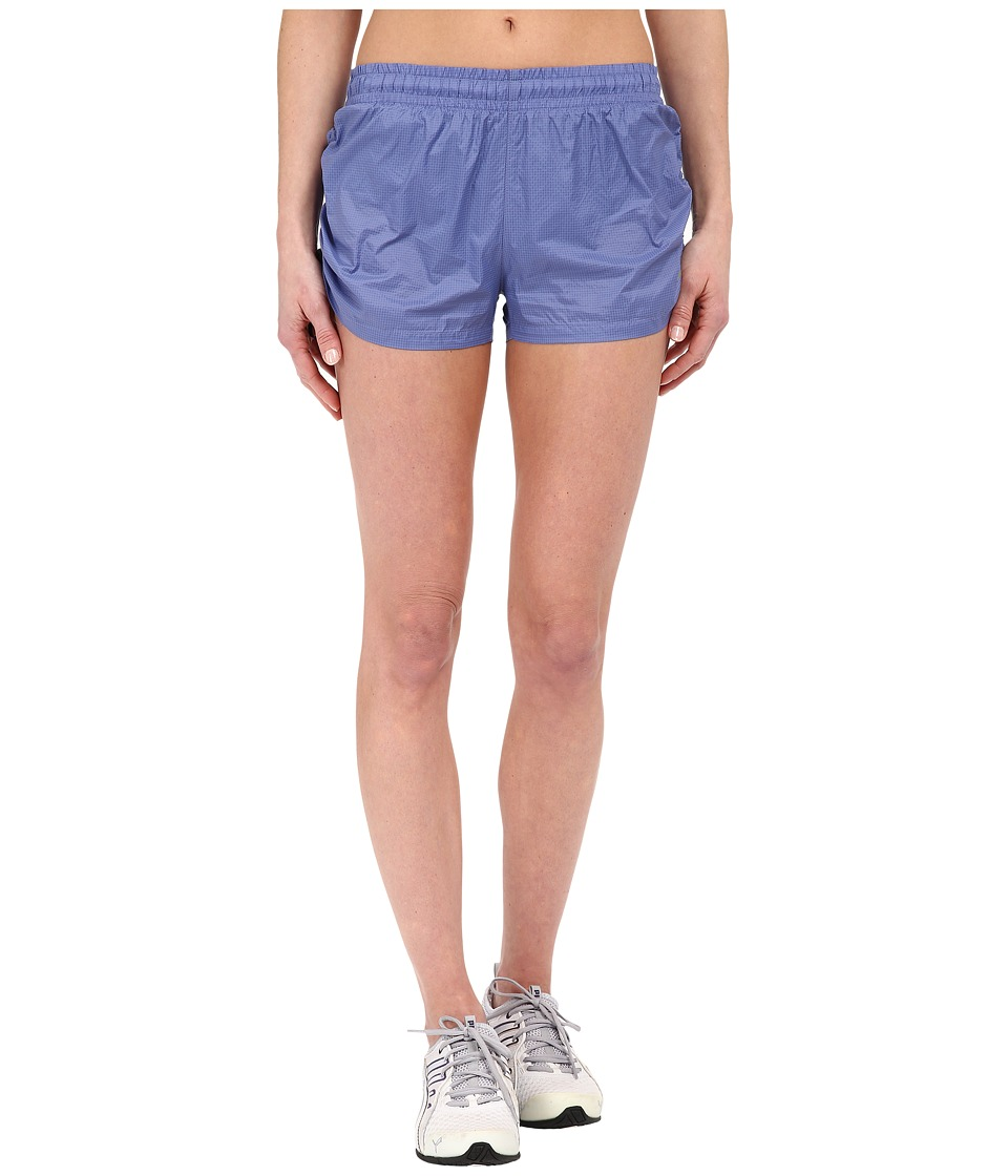 PUMA - WT Woven Gym Shorts (Bleached Denim) Women's Shorts