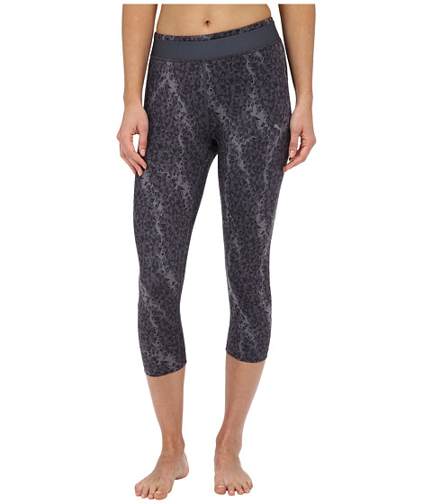 PUMA - WT All Eyes On Me 3/4 Tights (Black Bean/Periscope) Women