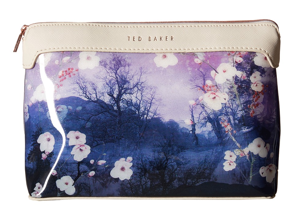 Ted Baker - Annbett (Mid Blue) Coin Purse