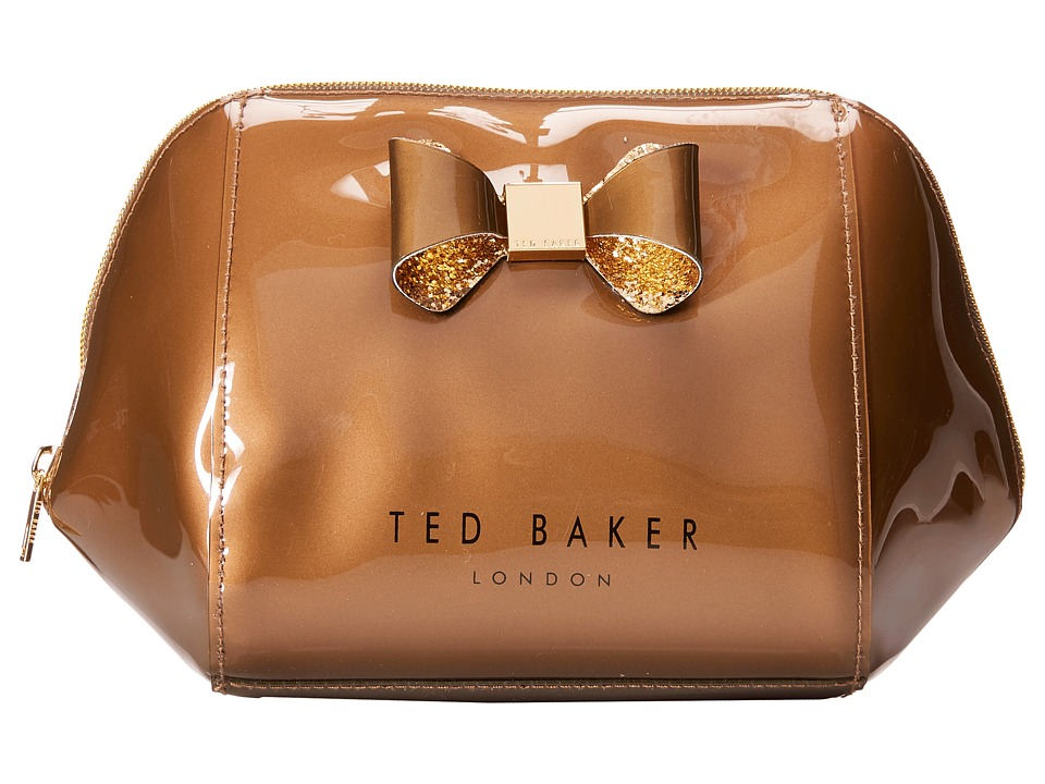 Ted Baker - Nolly (Gold) Clutch Handbags