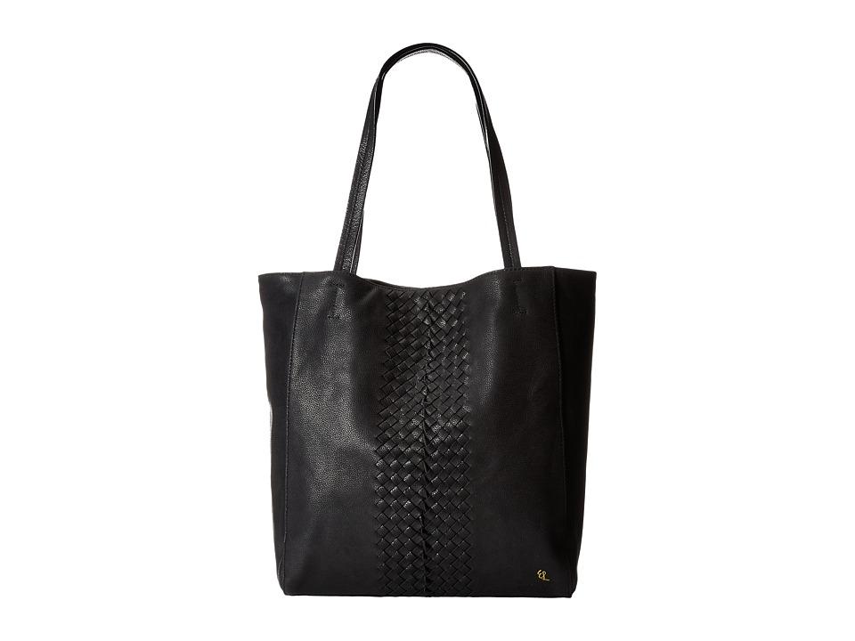 Elliott Lucca - Bali '89 All Day Tote (Black Sumatra) Tote Handbags