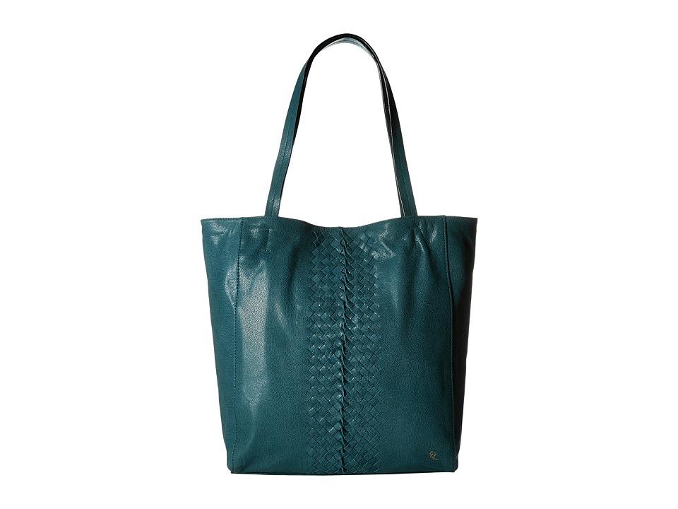 Elliott Lucca - Bali '89 All Day Tote (Azul Sumatra) Tote Handbags