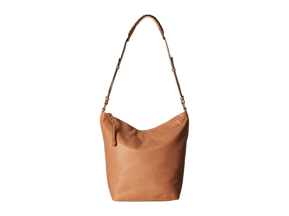 Elliott Lucca - Marin Bucket (Almond) Handbags