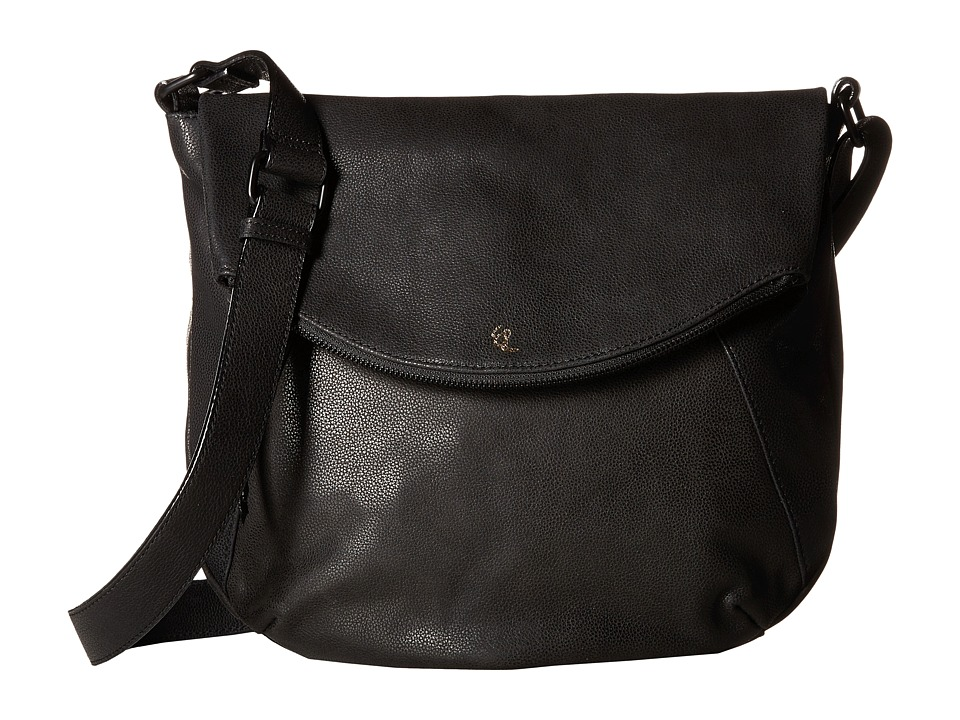 Elliott Lucca - Carine Saddle Bag (Black) Bags