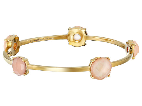 Kate Spade New York - Smell The Roses Bangle Bracelet (Light Pink/Multi) Bracelet