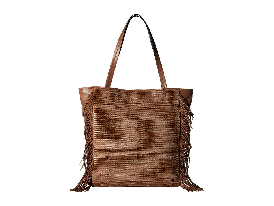 Elliott Lucca - Bali '89 All Day Tote (Almond Melaya) Tote Handbags