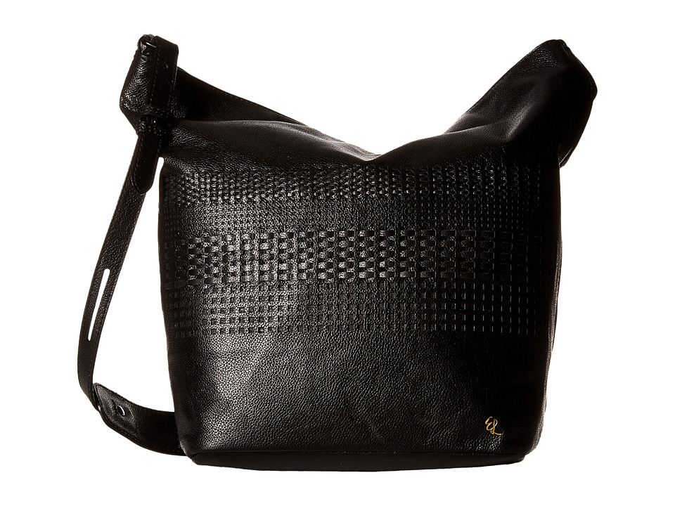Elliott Lucca - Bali '89 Marin Bucket (Black Anakan) Handbags