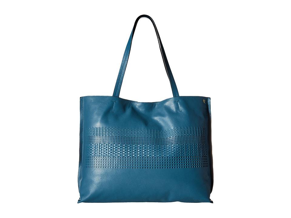 Elliott Lucca - Bali '89 Jules Tote (Azul Anakan) Tote Handbags