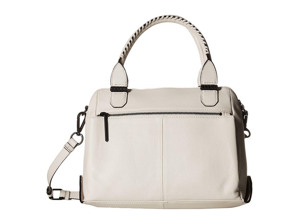 Elliott Lucca - Olvera Metro Satchel (Stone) Satchel Handbags