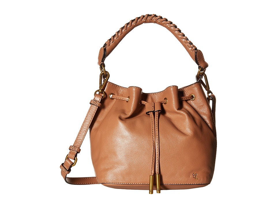 Elliott Lucca - Gigi Bon Drawstring (Almond) Drawstring Handbags