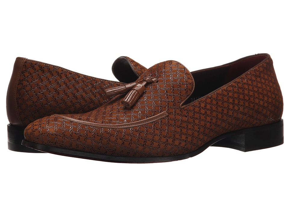 Mezlan - Carol (Tan) Men's Slip on Shoes