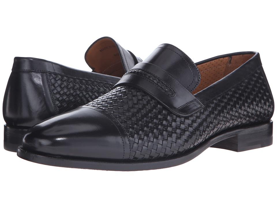 Mezlan - Moya (Black) Men's Slip on Shoes