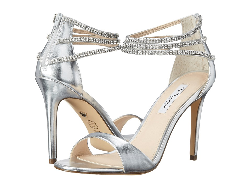 Nina - Catessa (Silver) High Heels