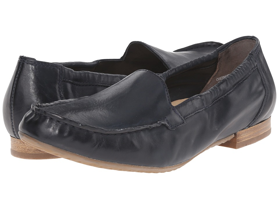 Paul Green Camm (Navy Leather) Women