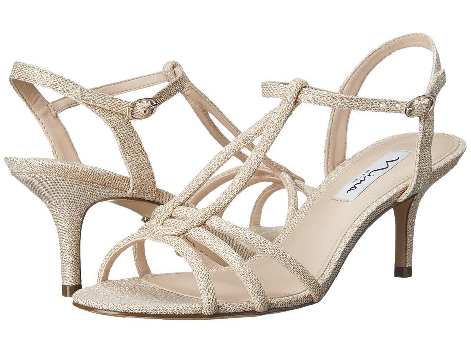 Nina - Charece (Champagne) High Heels