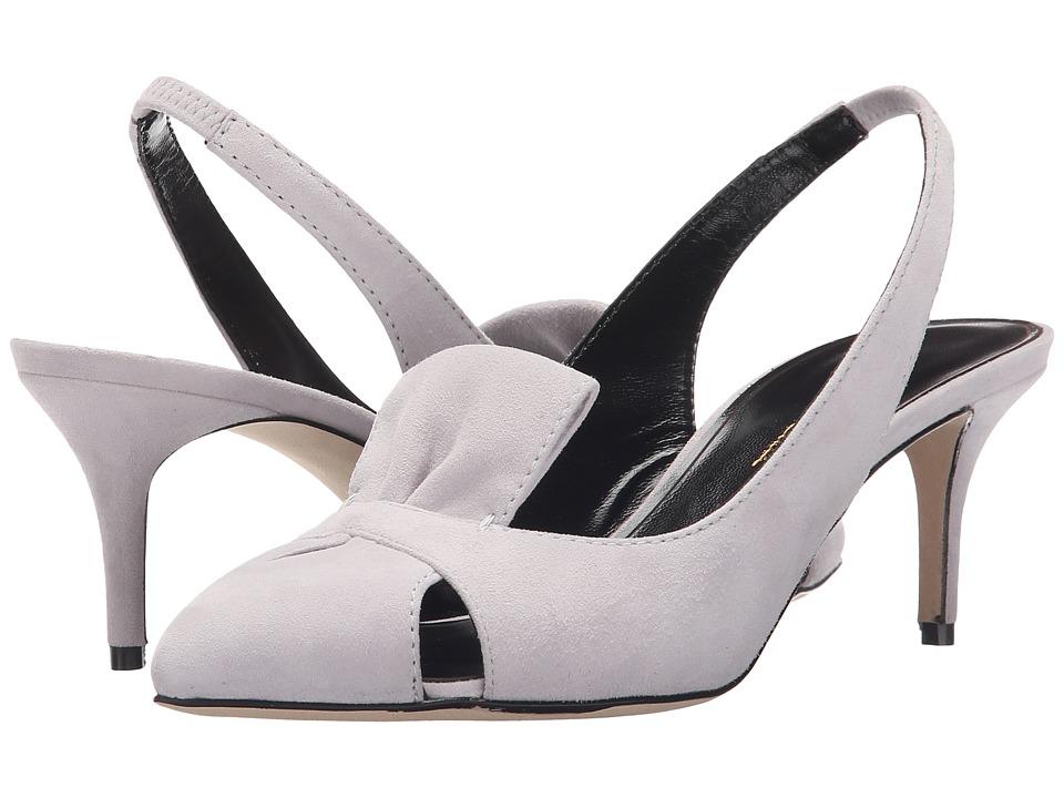 Oscar de la Renta - Pixy 55mm (Dove Suede) Women's Shoes