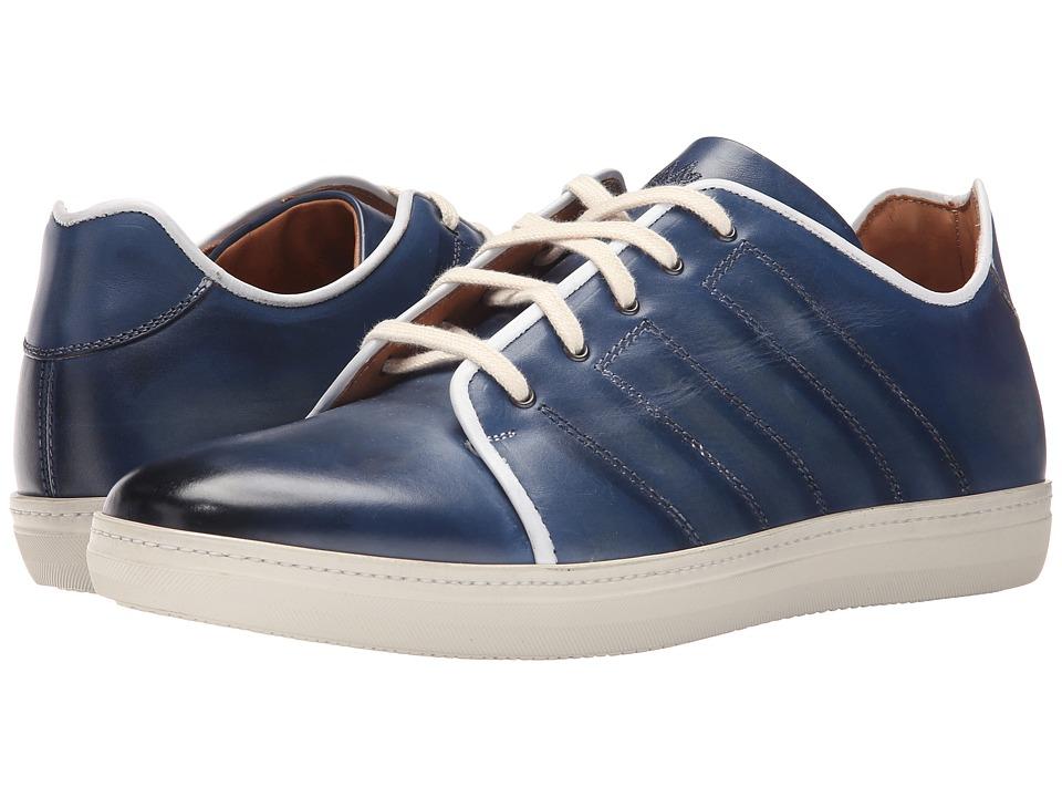 Mezlan - Balboa (Blue) Men's Lace up casual Shoes