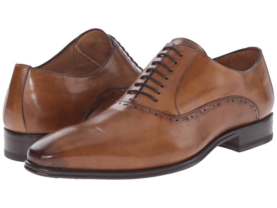 Mezlan - Vidal (Tan) Men's Lace up casual Shoes