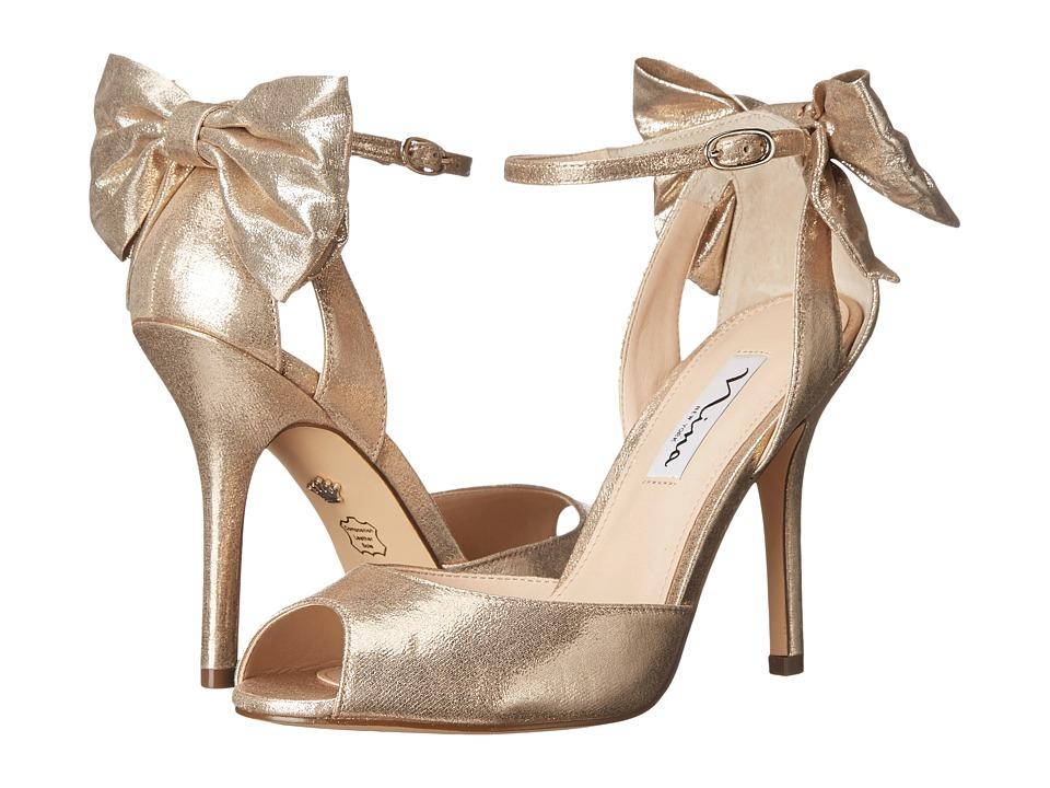 Nina - Mileena (Taupe) High Heels