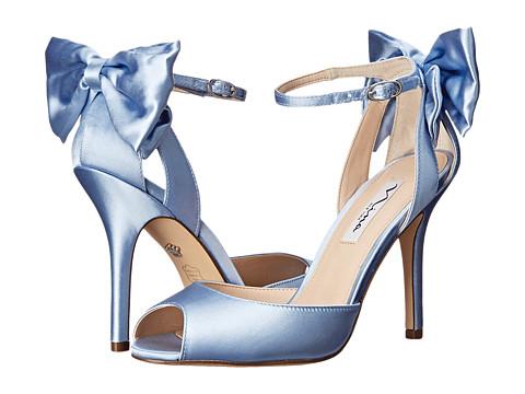 Nina - Mileena (Blue Velvet) High Heels
