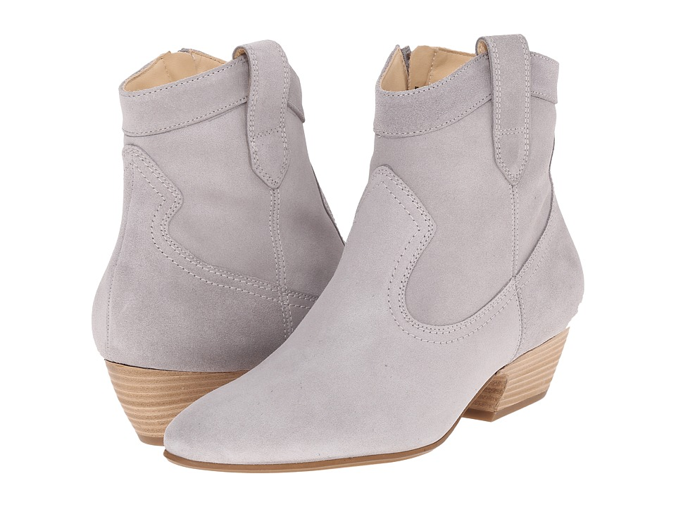 Paul Green - Webster (Suede Quarz) Women's Pull-on Boots