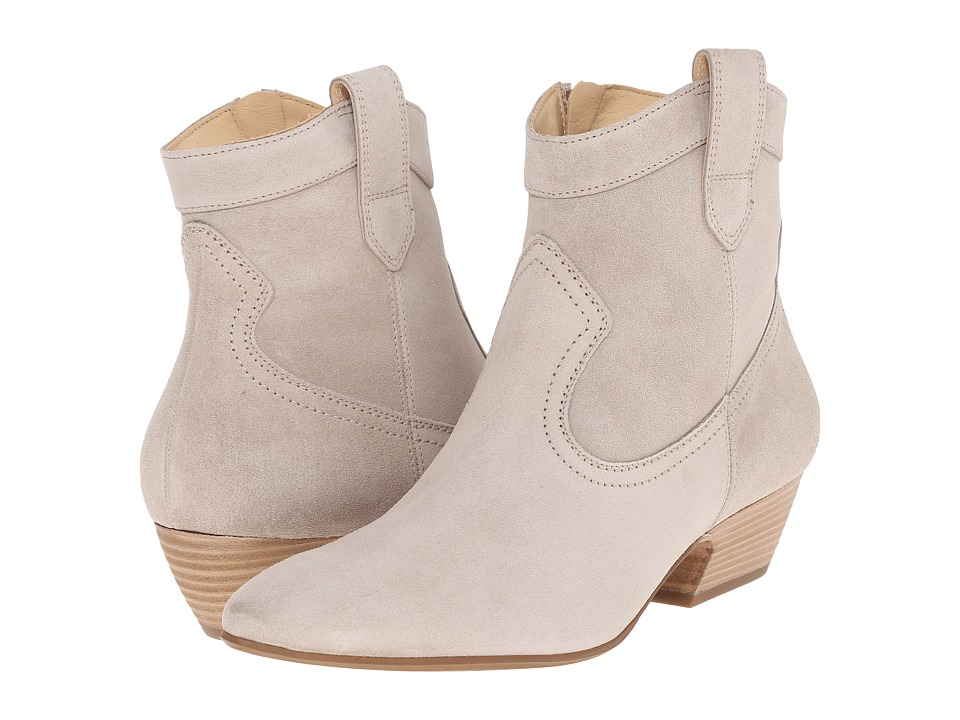 Paul Green - Webster (Suede Sabbia) Women's Pull-on Boots
