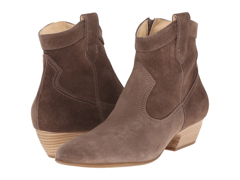 Paul Green - Webster (Suede Earth) Women's Pull-on Boots