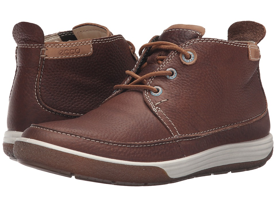ECCO Chase II Bootie (Cocoa Brown/Whisky) Women