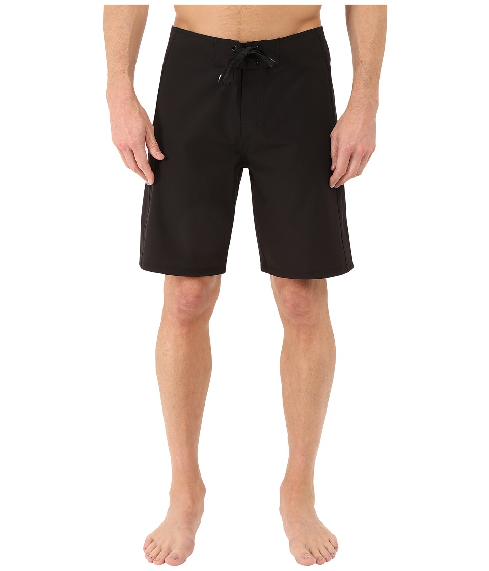 Quiksilver Waterman - Makana Boardshorts (Black) Men's Swimwear