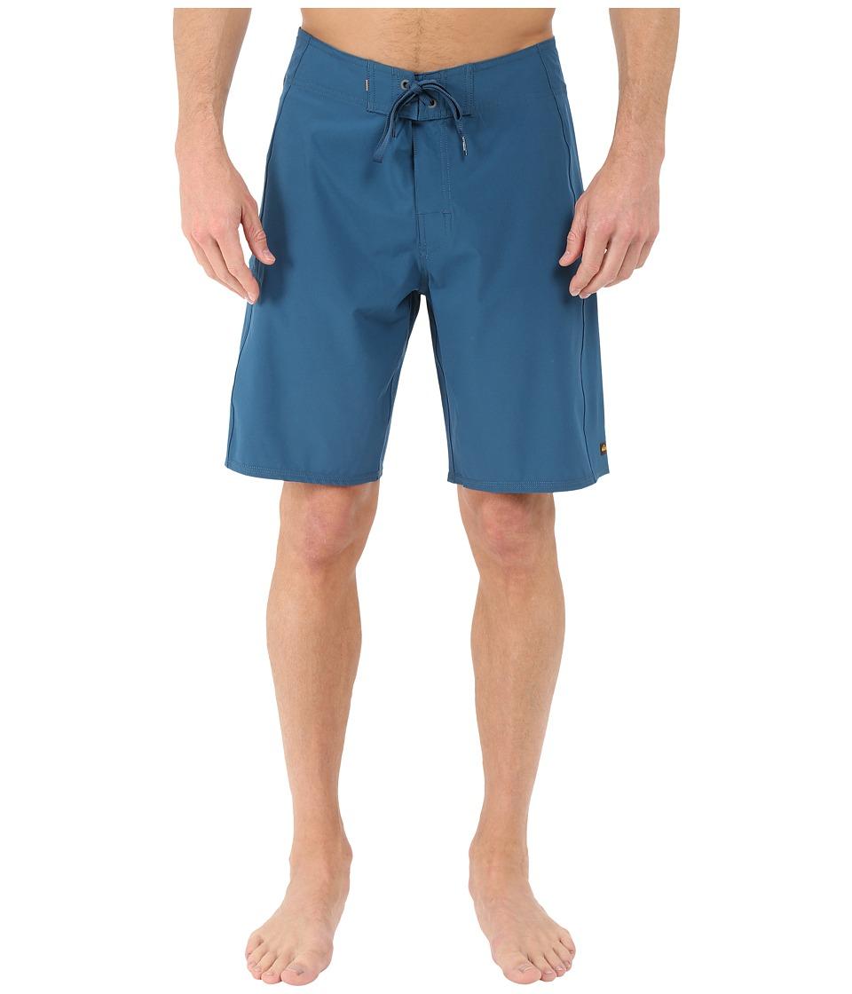 Quiksilver Waterman Makana Boardshorts (Legion Blue) Men