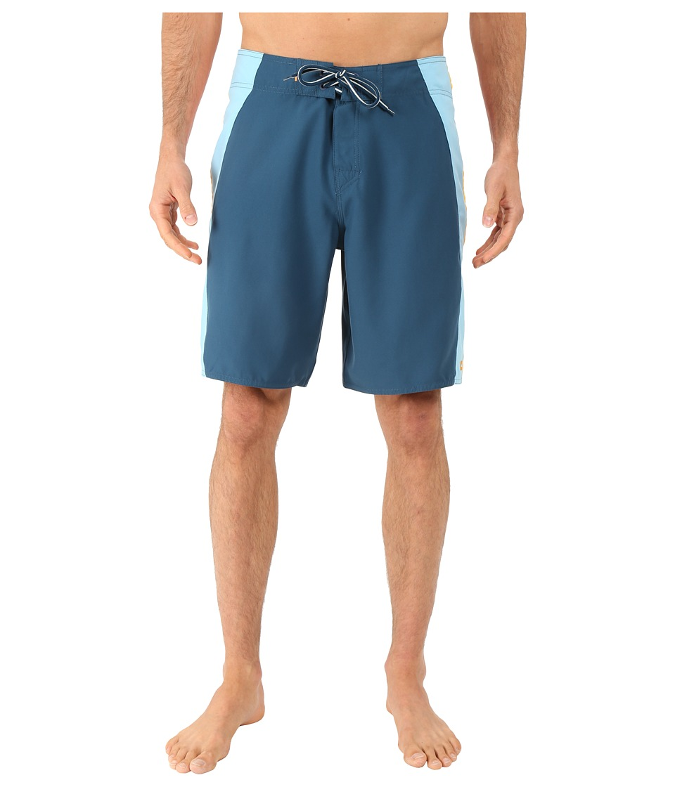 Quiksilver Waterman Rhodin Boardshorts (Major Blue) Men