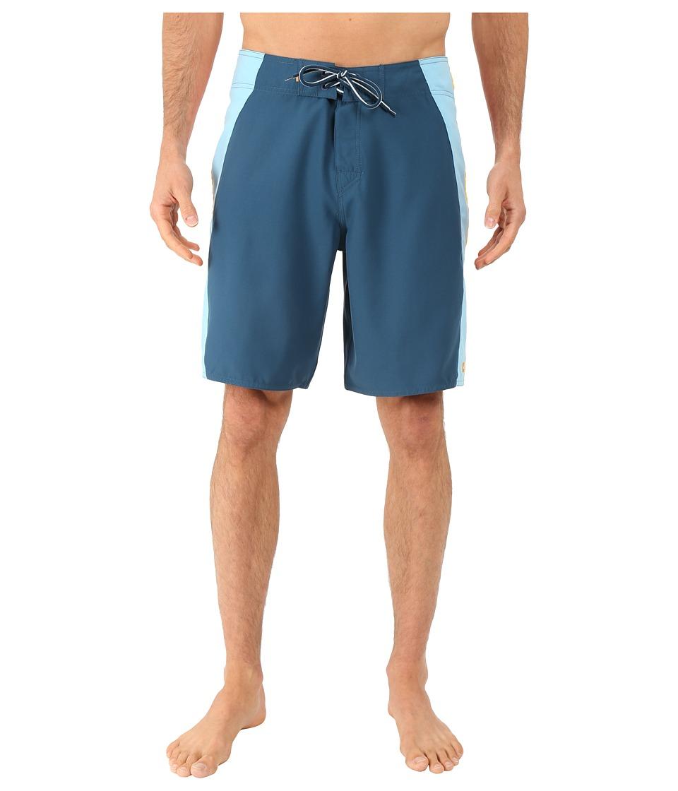Quiksilver Waterman - Rhodin Boardshorts (Major Blue) Men's Swimwear